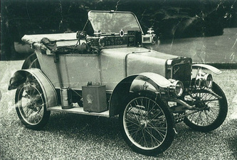 Jowett Car Club Treasures Of The West Yorkshire Archive Service